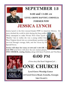 Jessica Lynch Promo